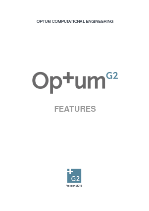 OptumG2 features