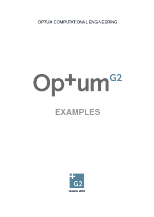 OptumG2 examples