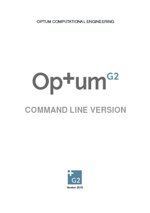 OptumG2 command line version